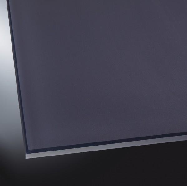 ESG lackiertes Glas matt | Authentic Anthracite 7016
