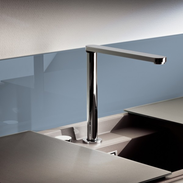 Küchenrückwand | Metal Blue 1435 | nach Maß