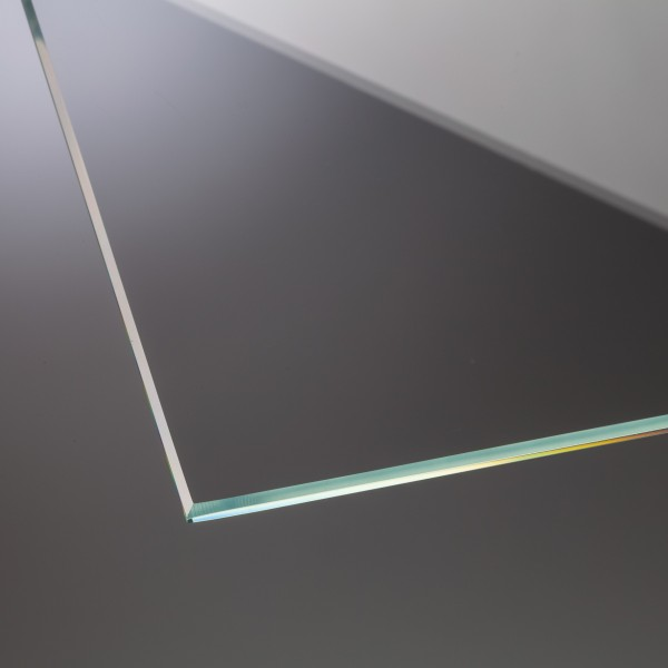 4 mm Weißglas