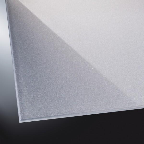 Lackiertes Glas glänzend | Rich Aluminium 9007 | nach Maß