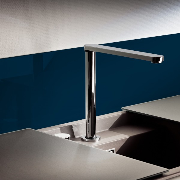 Küchenrückwand Petrol Blue 5001 | Glasheld
