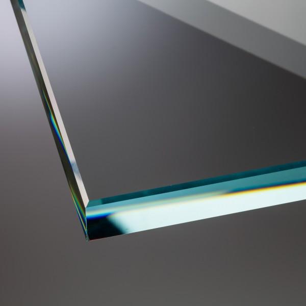15 mm ESG Weißglas