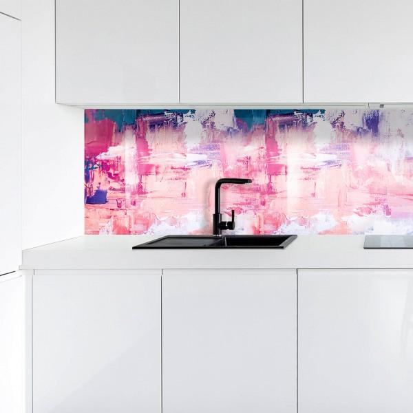 Küchenrückwand | Digitaldruck Farbverlauf