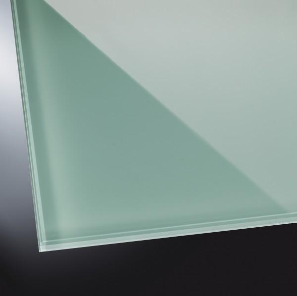 Lackiertes Glas glänzend | Sage Green 8715 | nach Maß