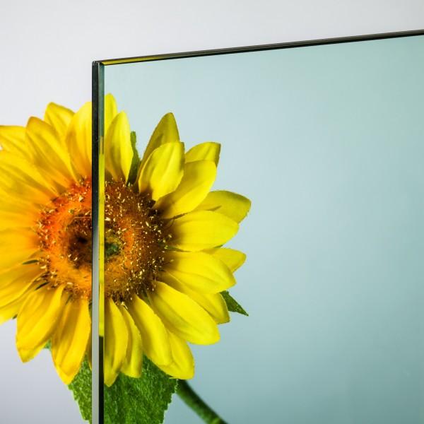 6 mm Float / Normalglas Grün
