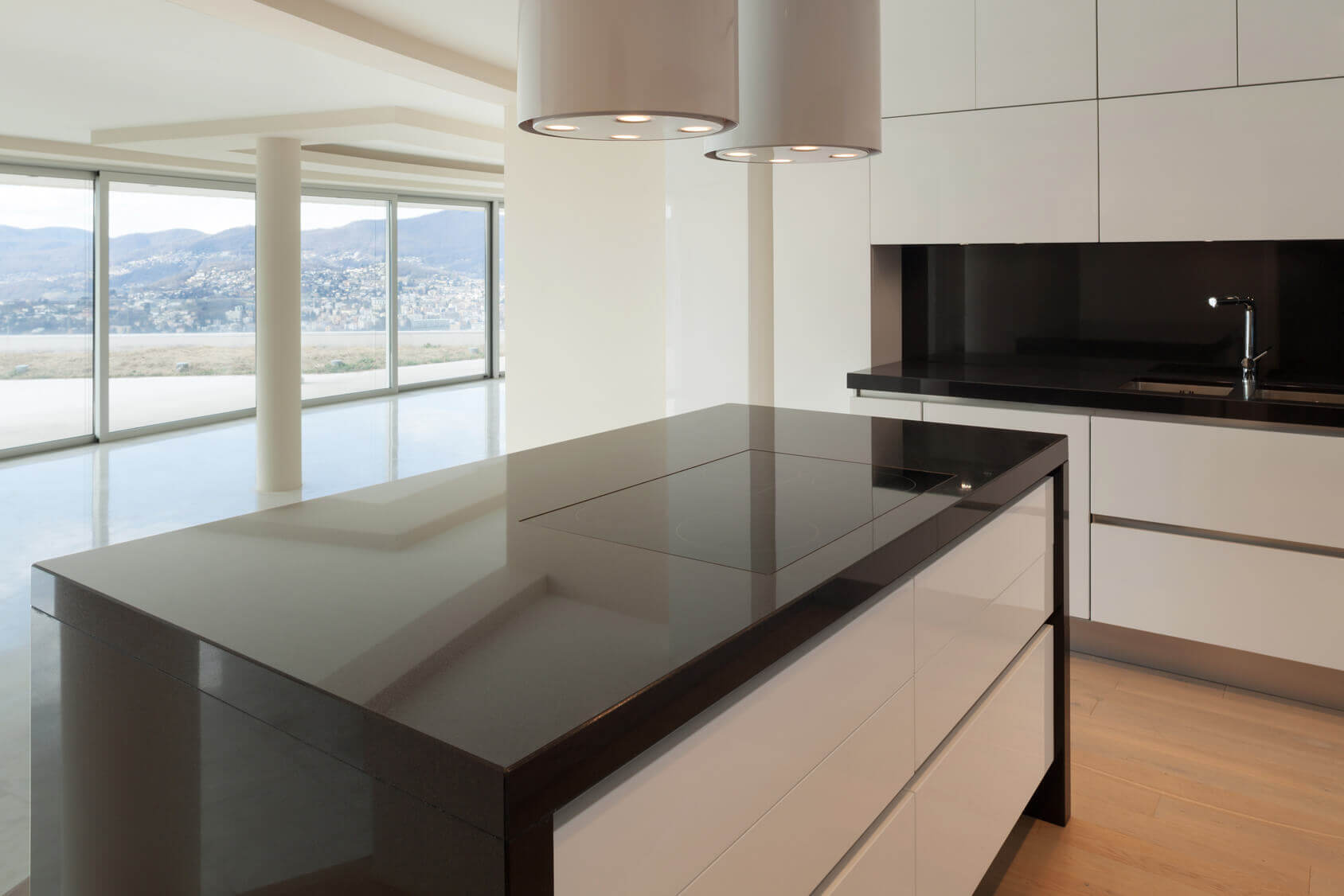 Glasarbeitsplatten nach Maß | Glasheld