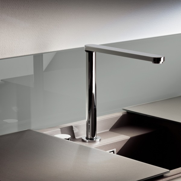 Küchenrückwand | Metal Grey 9006 | nach Maß