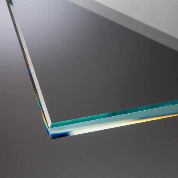 10 mm Weißglas