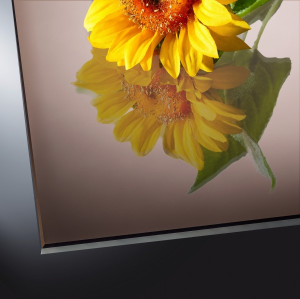 6 mm Spiegel Bronze