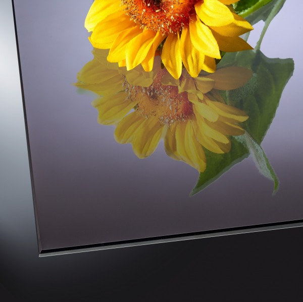 4 mm Spiegel Grau
