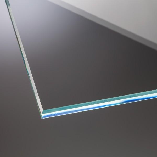 6 mm Weißglas