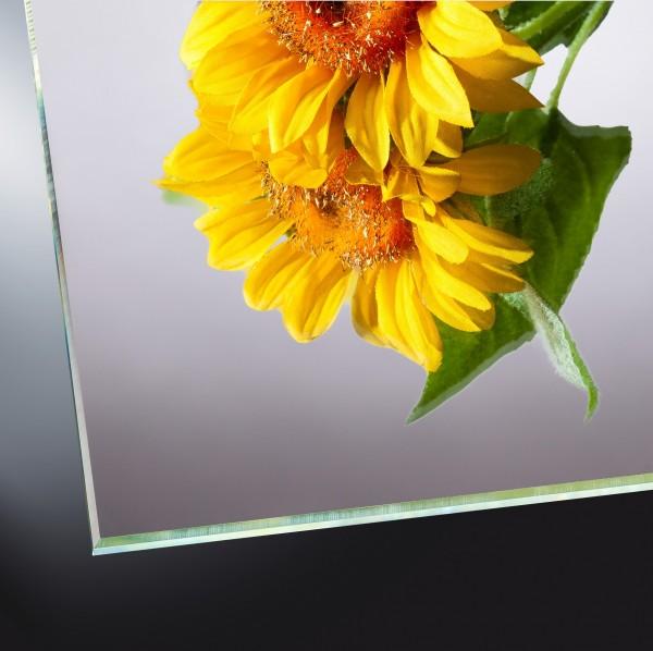 4 mm Spiegel Weißglas