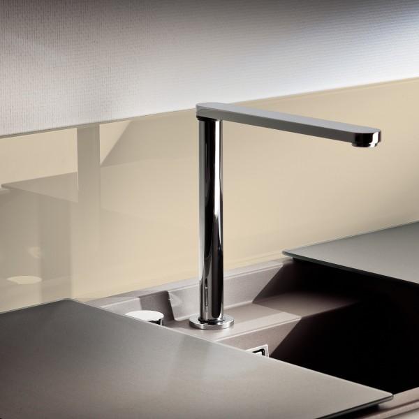Küchenrückwand | Pearl White 1013 | nach Maß