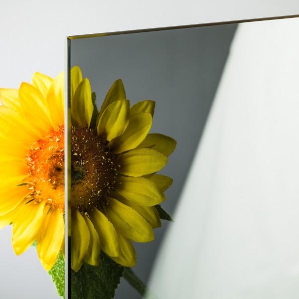 4 mm Float / Normalglas Dunkelgrau