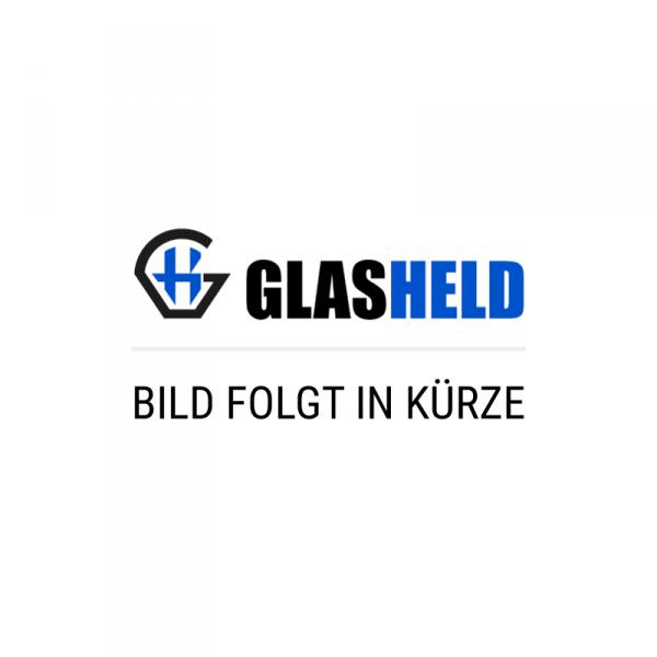 Glas Trinkhalme mit Knick klar 23 cm (4 Stück)