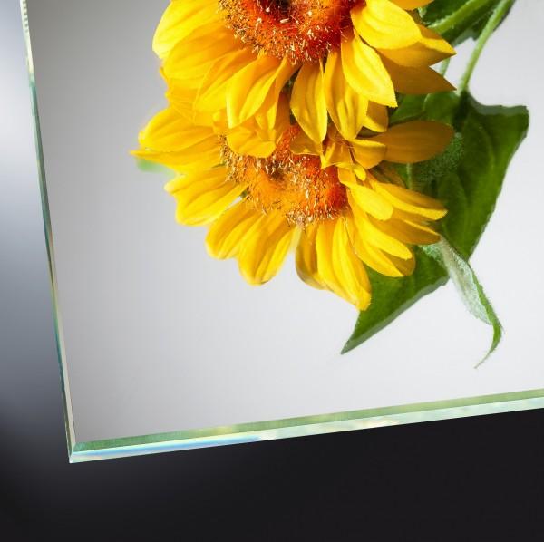 6 mm Spiegel Weißglas